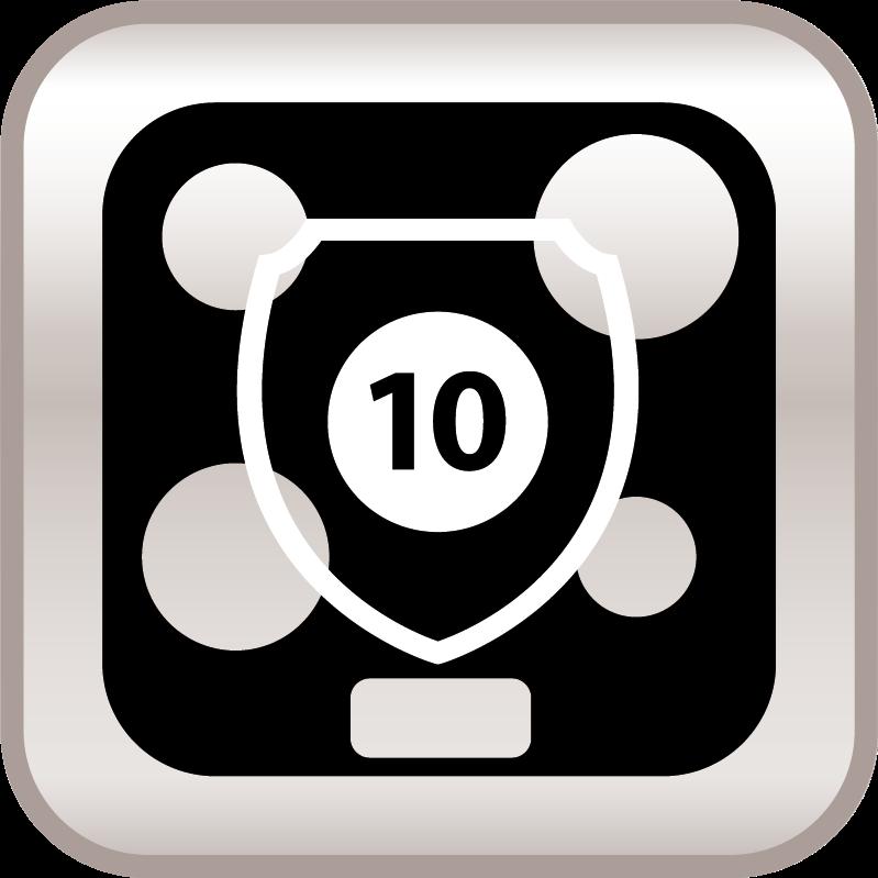 10 bezpečnostních prvků