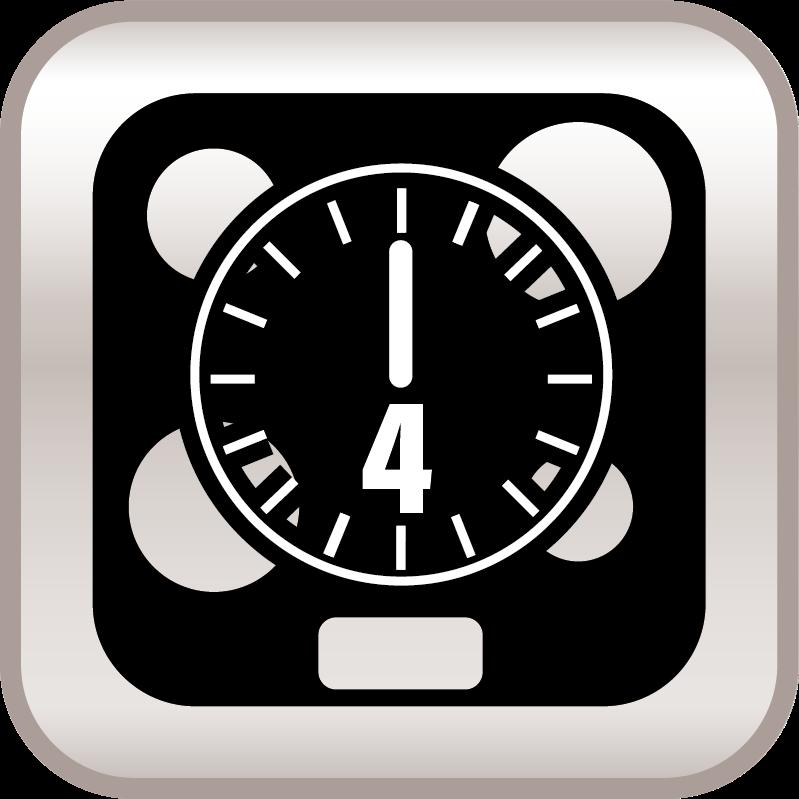 4 nezávislé časovače